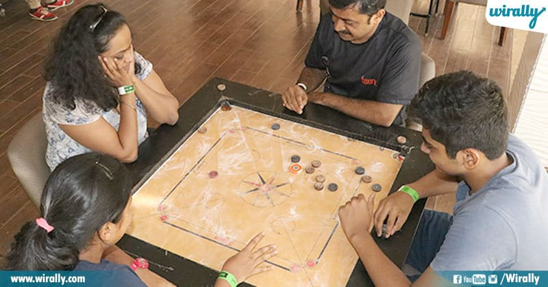 1 Nostalgic Indoor Games