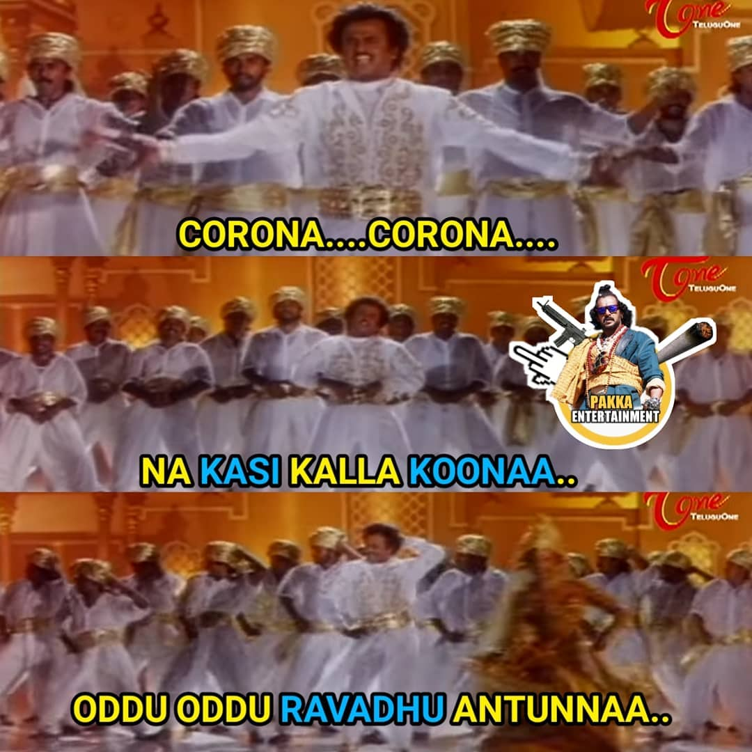10. Corona Memes