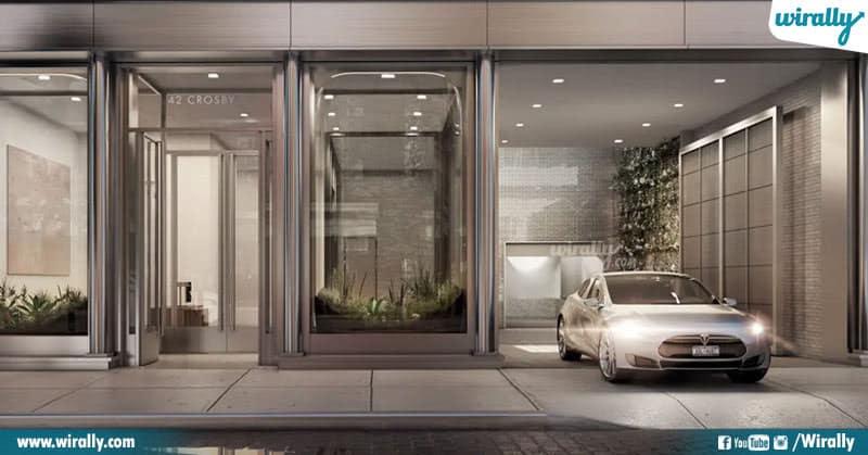 Manhattan parking spot