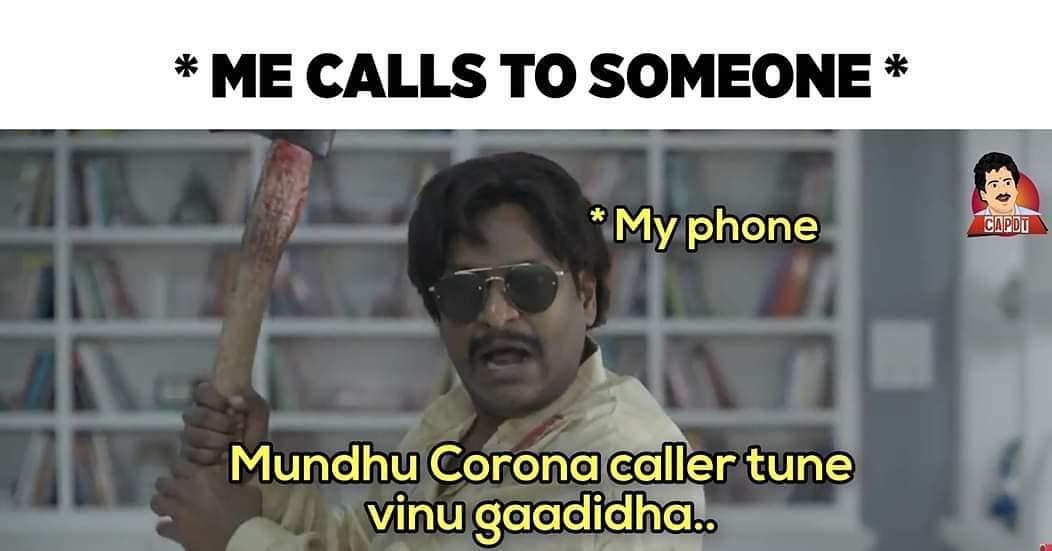 11. Corona Memes