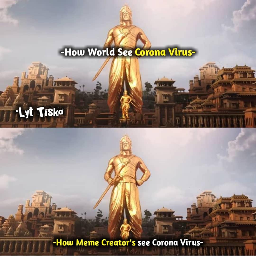 14. Corona Memes