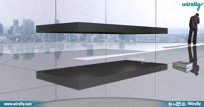 Magnetic floating bed, 1.6 million