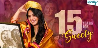 15 Years For Anushka