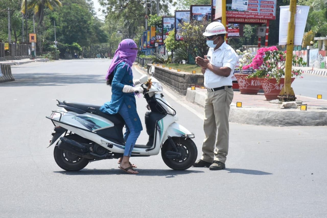 1j. Janatha Curfew Hyderabad