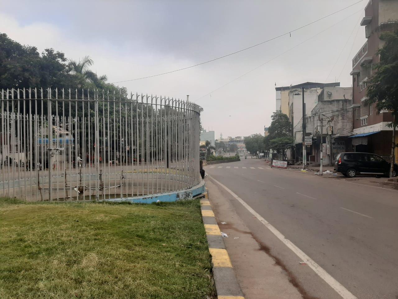 2b. Janatha Curfew Hyderabad