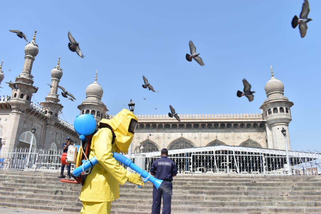 3j. Janatha Curfew Hyderabad