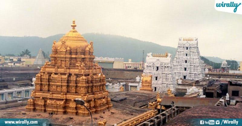 Tirupathi/Tirumala