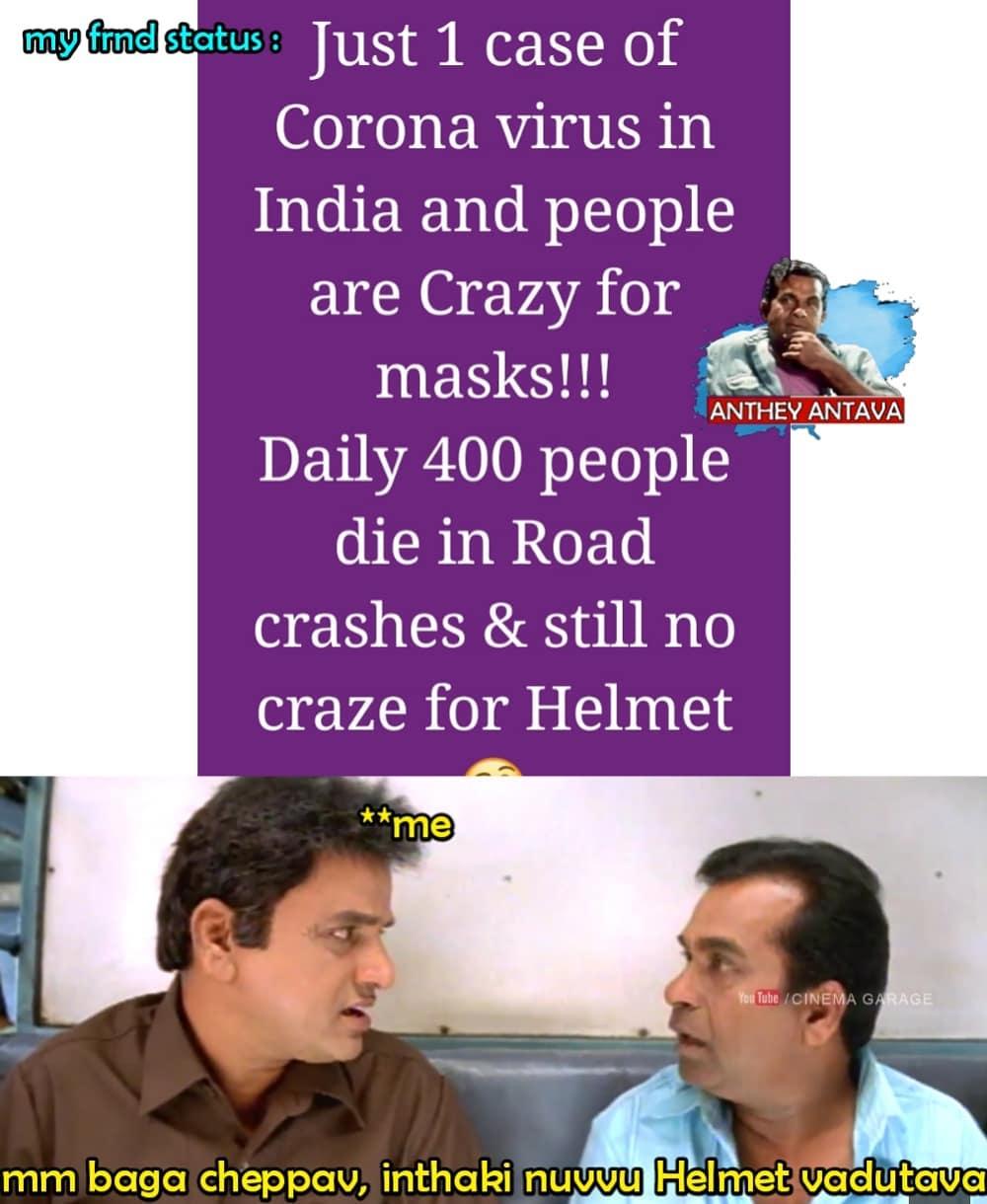 4. Corona Memes