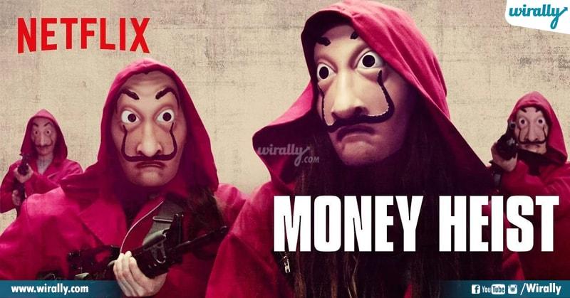 40 Money Heist