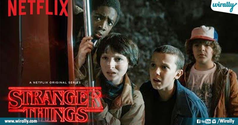 41 Starnger Things