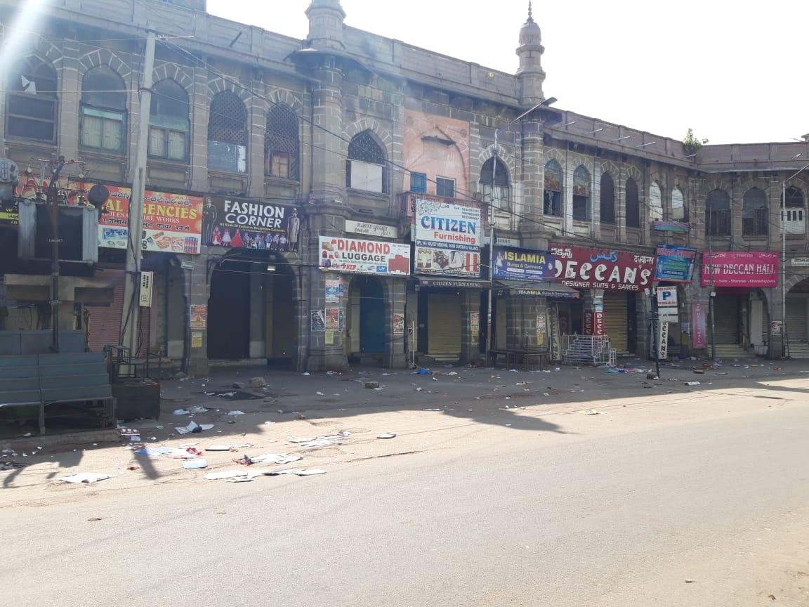 4c. Janatha Curfew Hyderabad