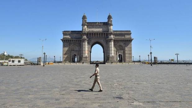 4d. Mumbai Lockdown Images
