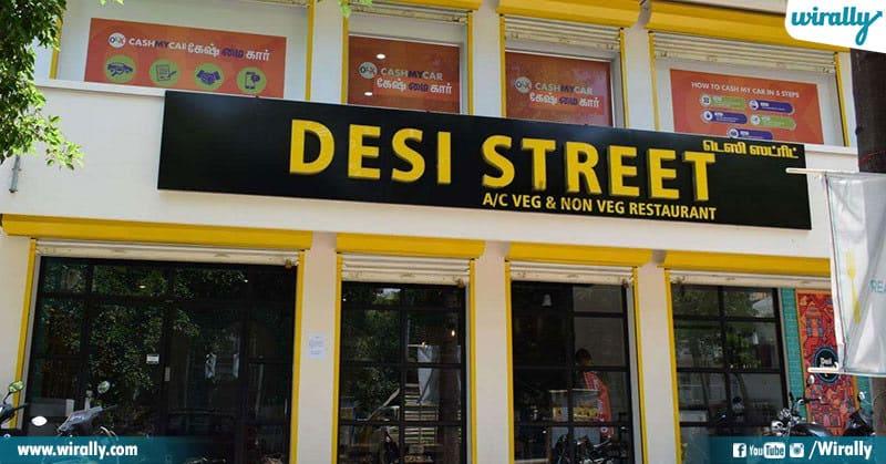 Desi Street