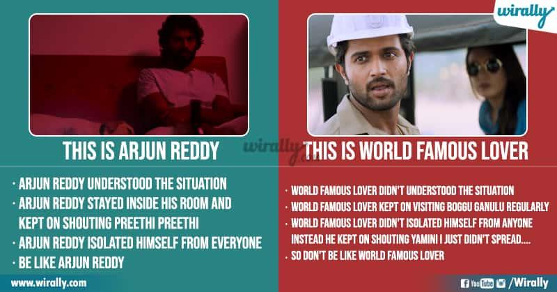 6 Arjun Reddy