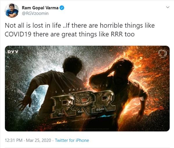 6. Rgv Tweets