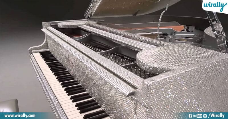The Crystal Piano