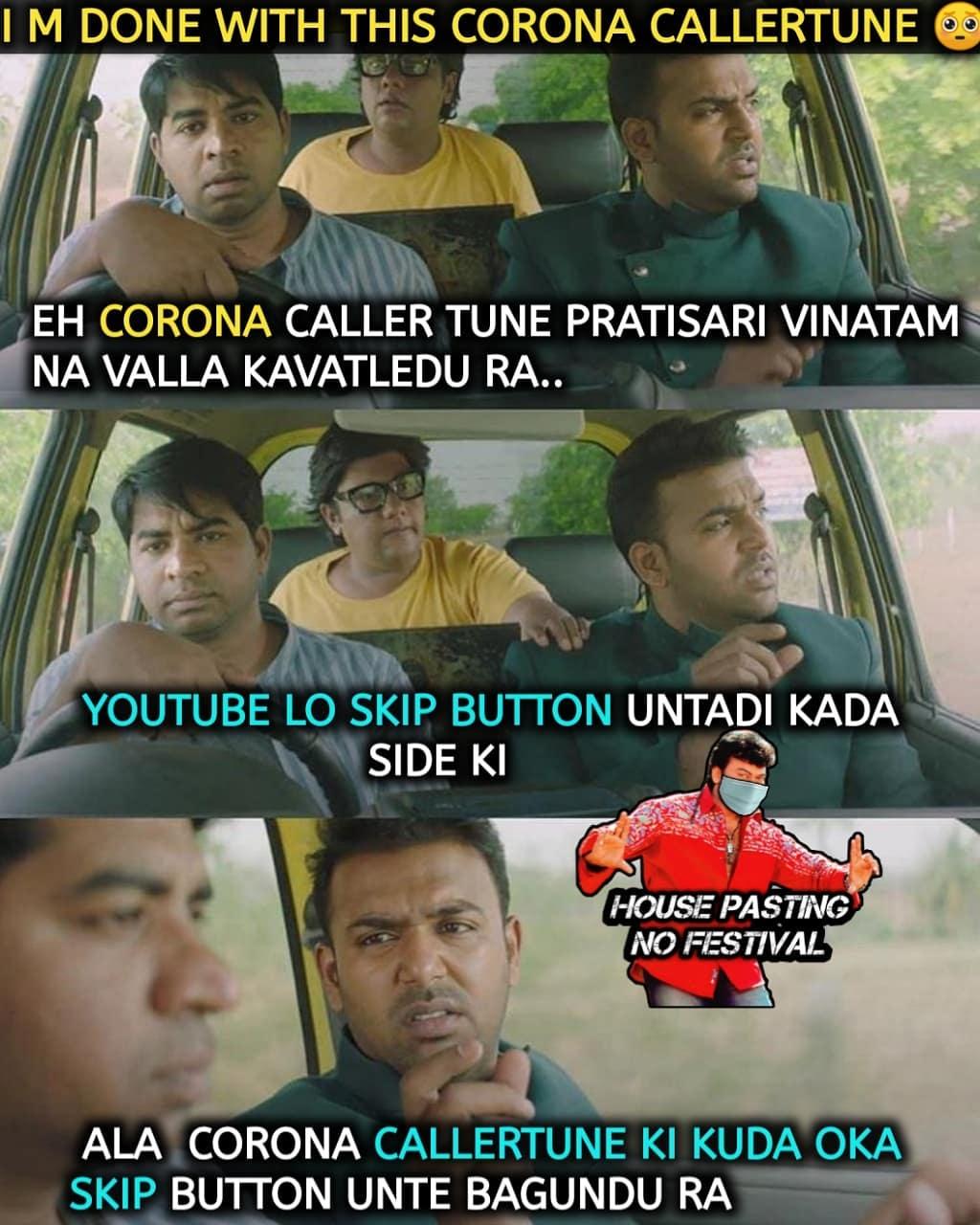 7. Corona Memes