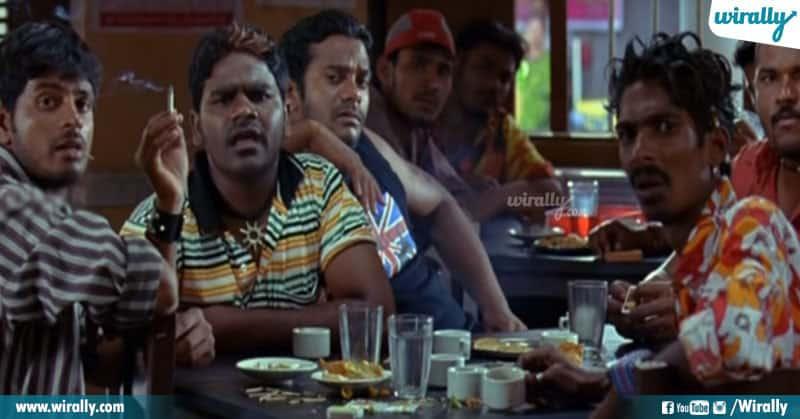 9 Cinema Gangs