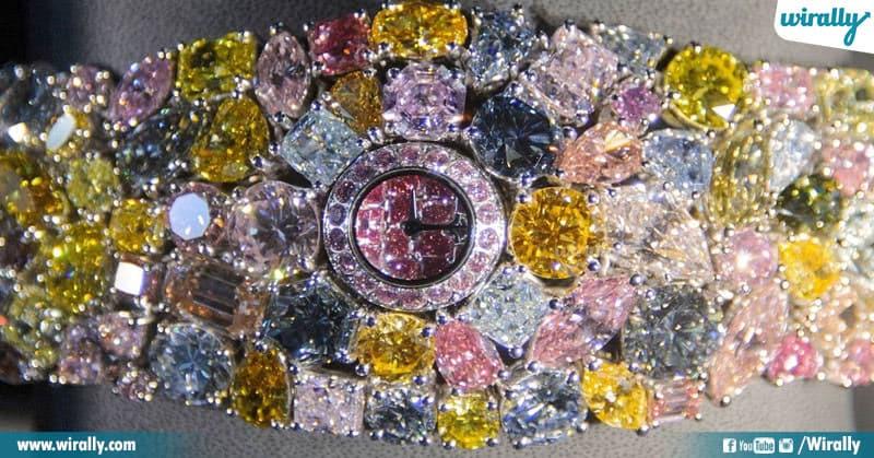 Graff Diamonds Hallucination watch