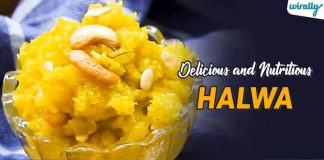 Delicious And Nutritious Halwa