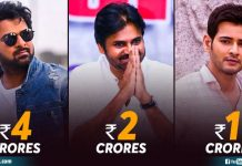 Donations From Our Tollywood