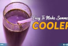 Easy To Make Summer Coolers
