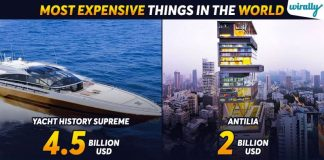 Expensive Things In The World