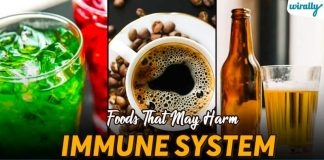 Foods That May Harm Immune System