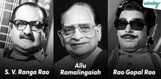 Greatest Actors