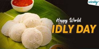 Happy World Idly Day