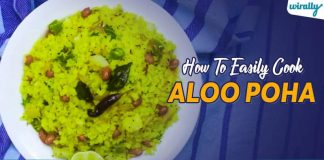 How To Easily Cook Aloo Poha