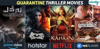 Indian Thrillers
