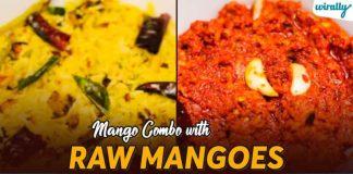 Mango Combo With Raw Mangoes