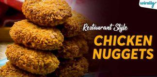 Restaurant Style Chicken Nuggets