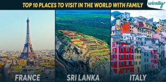 Top 10 Places To Visit In The World With Family
