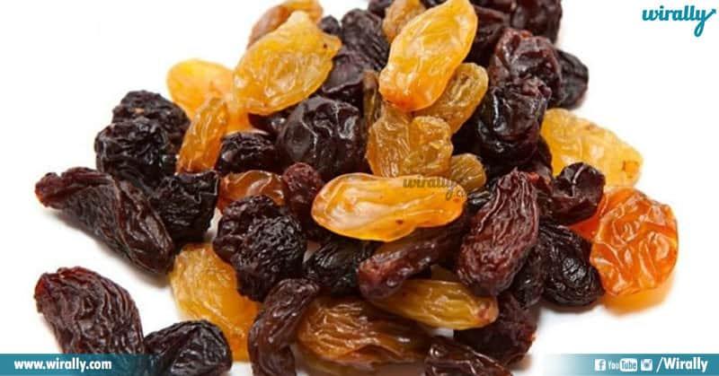 1 Celebrating National Raisins Day