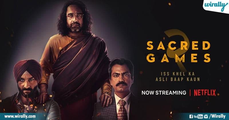 1 Top Hindi Web Series On Netflix