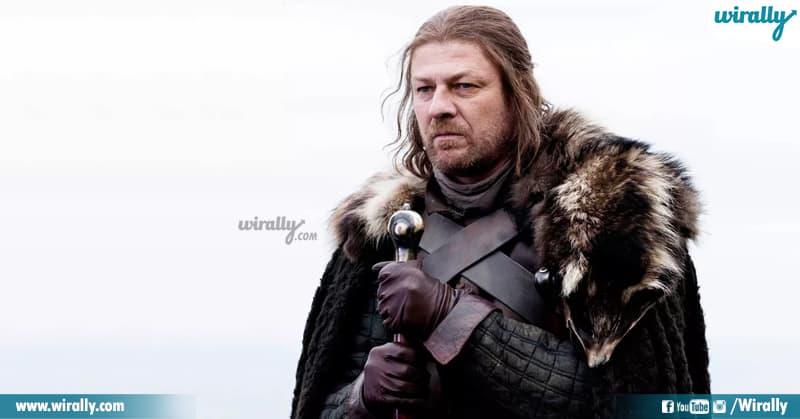1 Ned Stark