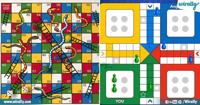 1 Snake And Ladders