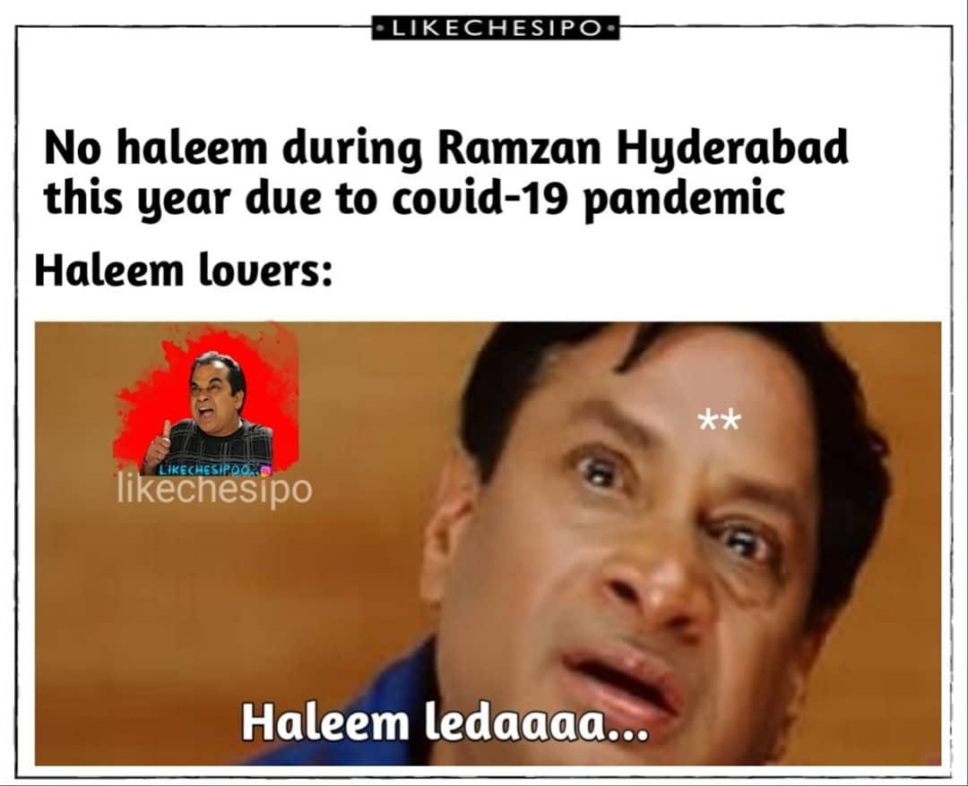 1. Haleem Memes