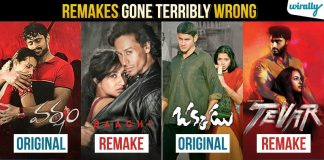 10 Times Bollywood Screwed Our Tollywood Movies In The Name Of Remake