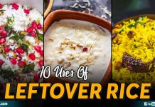 10 Uses Of Leftover Rice