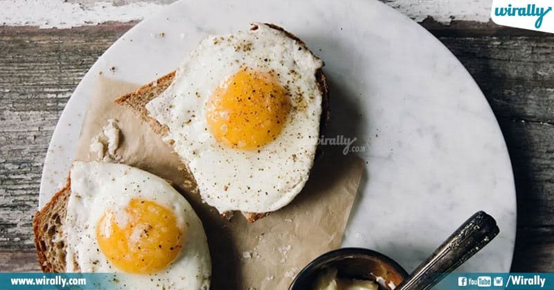 2 Eggs For Weight Loss
