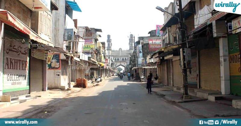 2 Empty Streets