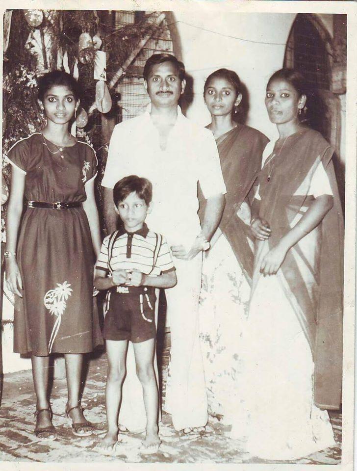 20. Ms Narayana Rare Pics
