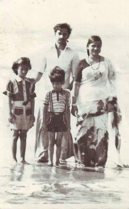 22. Ms Narayana Rare Pics