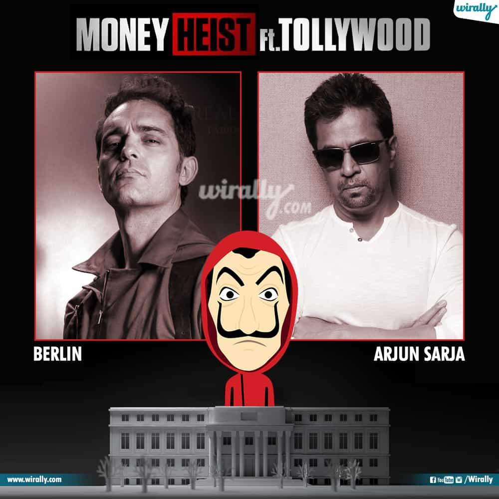 3 Arjun