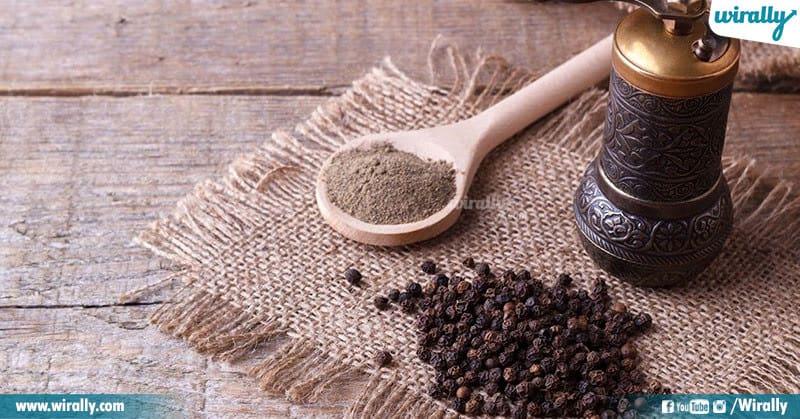 4 Top 5 Benefits Of Pepper