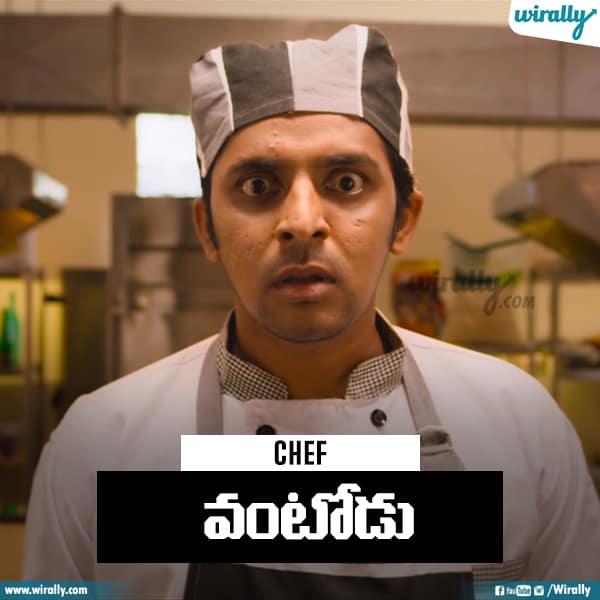 4 Chef