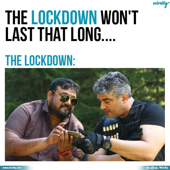 4 Lockdown